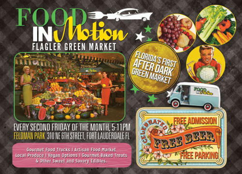 Peter Feldman Park Food Trucks